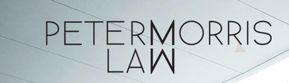 Peter Morris Law: Home
