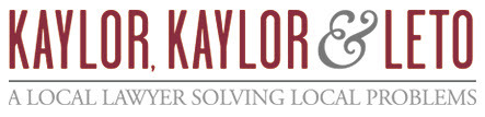 Kaylor, Kaylor & Leto, P.A.: Home