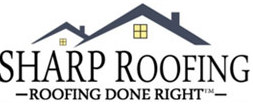 Sharp Roofing: Home