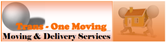 Trans-One Moving & Delivery Services: Home