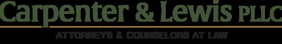 Carpenter & Lewis PLLC: Home