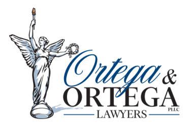 Ortega & Ortega, PLLC: Home
