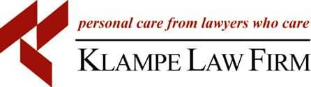 Klampe Law Firm: Home