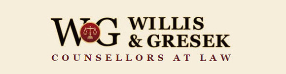 Willis & Gresek Counsellors at Law: Home