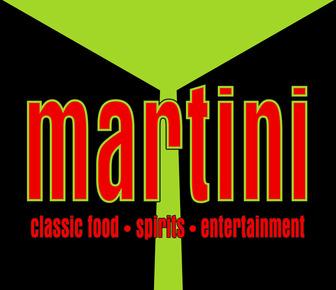 Martini Classic Food: Home