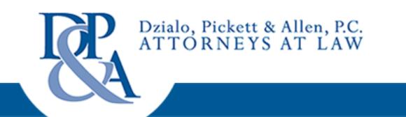 Dzialo, Pickett & Allen, P.C.: Home
