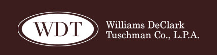 Williams DeClark Tuschman Co. L.P.A.: Home