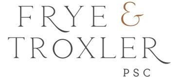 Frye & Troxler PSC: Home