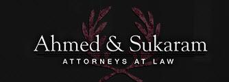 Ahmed & Sukaram, Attorneys at Law: Home