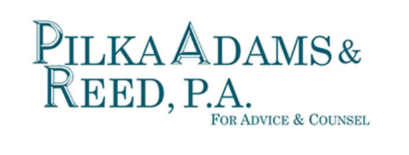 Pilka Adams & Reed, P.A.: Home