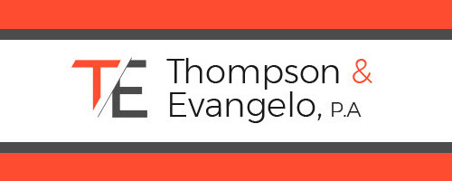 Thompson & Evangelo, P.A.: Home