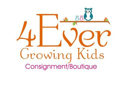 4Ever Growing Kids Consignment: Home