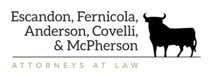 Escandon, Fernicola, Anderson, Covelli & McPherson: Home