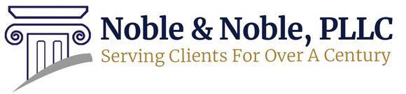 Noble & Noble, PLLC: Home