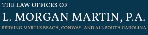 The Law Offices of L. Morgan Martin, P.A.: Home