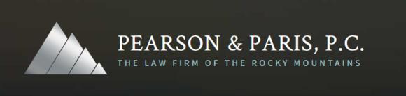 Pearson & Paris, P.C.: Home
