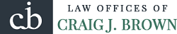 The Law Offices of Craig J. Brown, P.A.: Home