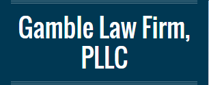 Gamble Law Firm, PLLC: Home