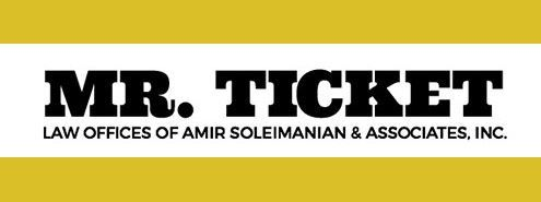 Law Offices of Amir Soleimanian Mr. Ticket: Home