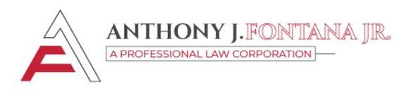 Anthony J. Fontana Jr., A Professional Law Corporation: Home