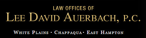 Law Offices of Lee David Auerbach, P.C.: Home