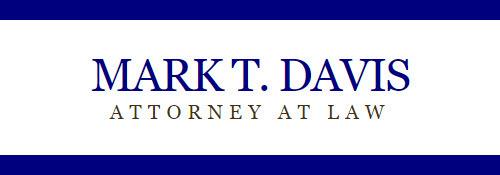 Mark T. Davis Attorney at Law: Home