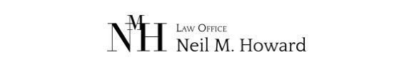 Law Offices of Neil M. Howard: Home