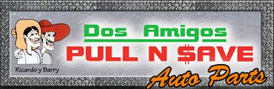 Dos Amigos Pull N Save: Home