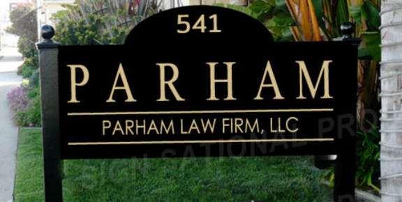 Parham Law Firm, LLC: Home