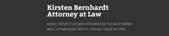 Kirsten Bernhardt, Attorney at Law: Home