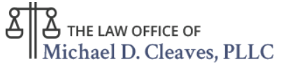 The Law Office of Michael D. Cleaves, PLLC: Home