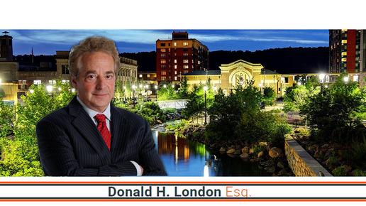 Donald H. London Esq.: Home