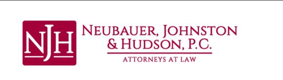 Neubauer, Johnston & Hudson, P.C.: Home