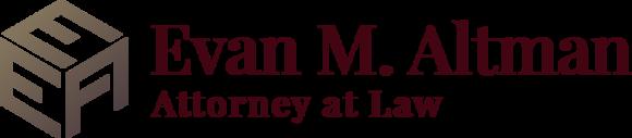 Evan M. Altman, Attorney at Law: Home