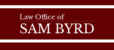 Law Office of Sam Byrd: Home