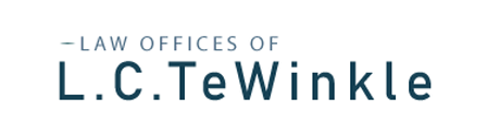 Law Offices of L.C. TeWinkle: Home