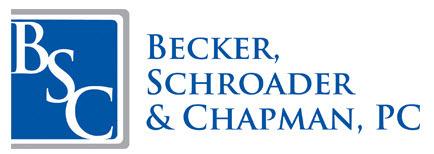 Becker, Schroader & Chapman, P.C.: Home