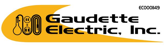 Generac: Gaudette Electric, Inc.