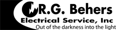 Generac: R.G. BEHERS ELECTRICAL SERVICE INC