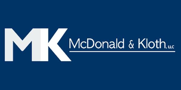 McDonald & Kloth, LLC: Home