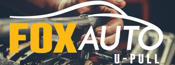 FOX Auto U-Pull: Home