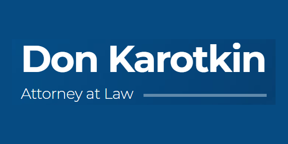 Don Karotkin, Attorney At Law: Home