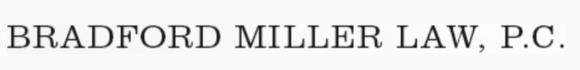 Bradford Miller Law, P.C.: Home