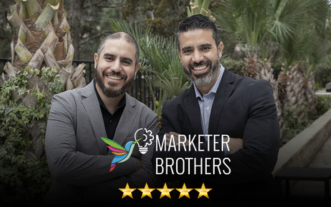 Marketer Brothers: Home