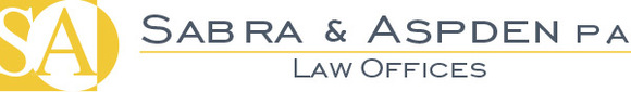 Law Offices of Sabra & Aspden, P.A.: Home