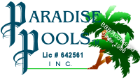 Paradise Pools: Home