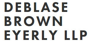DeBlase Brown Eyerly LLP: Home