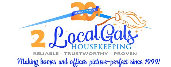 2 Local Gals Housekeeping - Austin, TX: Home