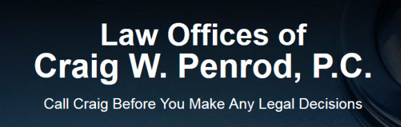 Law Offices of Craig W. Penrod, P.C.: Home