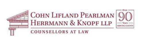 Cohn Lifland Pearlman Herrmann & Knopf LLP: Home